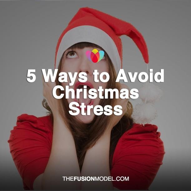 5 Ways to Avoid Christmas Stress
