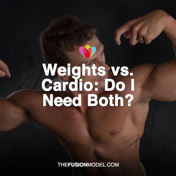 Weights vs. Cardio: Do I Need Both?